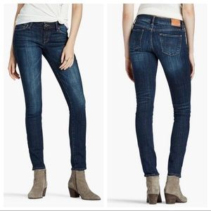 Lucky Brand Jeans Lolita Skinny in Matira Mid-Rise